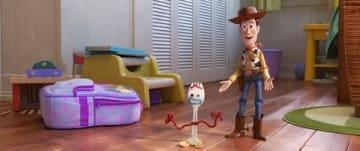 劇場版アニメ「トイ・ストーリー4」のワンシーン(C)2019 Disney/Pixar.All Rights Reserved.