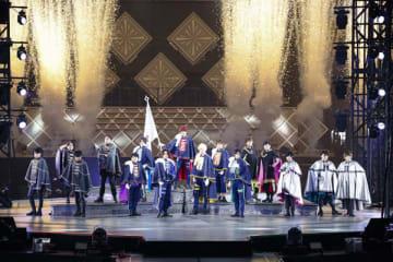 アイドリッシュセブン 2nd LIVE「REUNION」オフィシャル写真(C)BNOI/アイナナ製作委員会