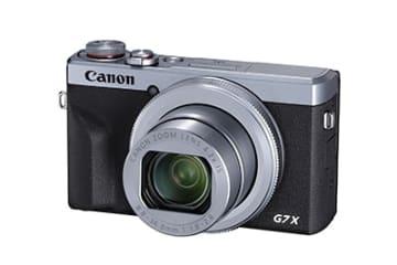 PowerShot G7 X Mark III(シルバー)