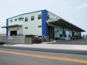 本格稼働した江南工場
