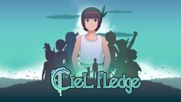 インドネシア産の娘育成シム『Ciel Fledge』発表! 空中都市に突如現れた謎の少女…