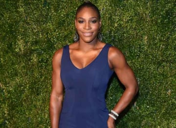 NEW YORK, NY - NOVEMBER 03: Tennis player Serena Williams attends the 11th annual CFDA/Vogue Fashion Fund Awards at Spring Studios on November 3, 2014 in New York City. (Photo by Theo Wargo/Getty Images)