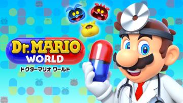 『ドクターマリオ ワールド』正式サービス開始―ウイルスから清潔な世界を取り戻せ!