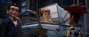 劇場版アニメ「トイ・ストーリー4」の場面写真 (C)2019 Disney/Pixar.All Rights Reserved.