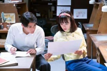 NHK連続テレビ小説「なつぞら」第88回の一場面(C)NHK