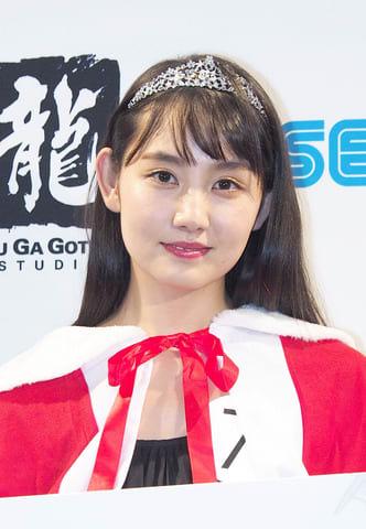 「龍が如く」シリーズ最新作の助演女優オーディションのグランプリに輝いた鎌滝えりさん