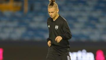 ハーベイ・エリオット 写真提供 @FulhamFC