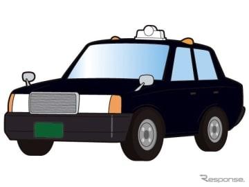 タクシー(イメージ)