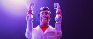 「トイ・ストーリー4」の日本語吹き替え版で森川智之さん演じるデューク・カブーン(C)2019 Disney/Pixar.All Rights Reserved.
