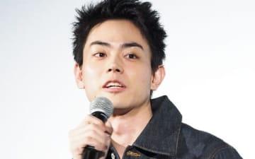 セカンドアルバム「LOVE」の発売イベントを開催した菅田将暉さん