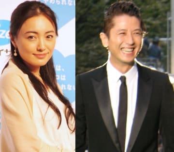 左:仲間由紀恵さん(2012年撮影)/右:谷原章介さん(2009年撮影)