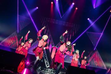 【ライブレポート】EMPiRE、3度目のBLITZ赤坂ワンマンで放った圧倒的な輝き
