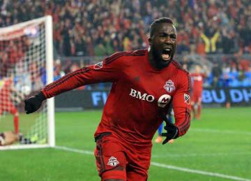 Toronto FC's Jozy Altidore Breaks MLS Record in 5-2 Win vs Montreal Impact