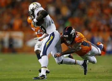 Broncos beat Chargers 24-21 in Monday night football regular season opener
