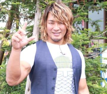 レギュラー出演する「チャント!」のコーナー「週末 愛してまーす!!」について語った棚橋弘至選手