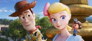 ウッディとボーが再会 - (C) 2019 Disney / Pixar. All Rights Reserved.
