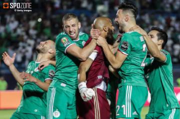 PK戦にまでもつれ込んだ激闘はアルジェリアが勝利を収める