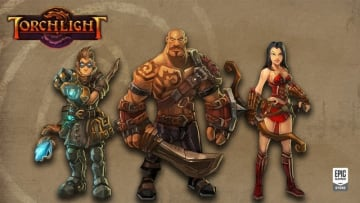 Epic Gameストアで人気ハクスラ『Torchlight』が期間限定無料配布!次回は『LIMBO』