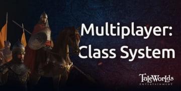 『Mount & Blade II: Bannerlord』マルチプレイにおけるクラスシステムを紹介―コスト制リスポーンを採用