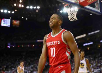 Eric Gordon sinks buzzer-beater in Rockets' win vs. Sixers