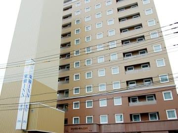 オープンした東横INN熊谷駅北口