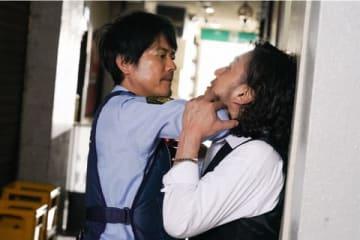 連続ドラマ「ボイス 110緊急指令室」初回の場面写真 =日本テレビ提供