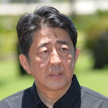 (資料写真)安倍首相