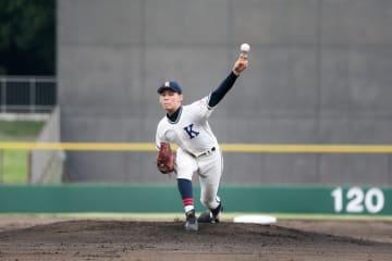 【鎌倉学園-金沢】鎌倉学園、先発投手作野