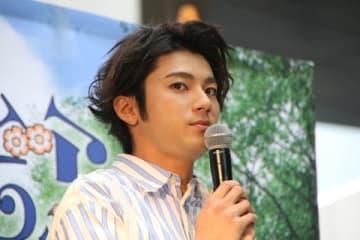 イベント「十勝大百貨店」内のスペシャルトークショーに登場した山田裕貴さん
