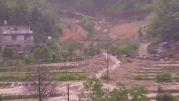 福建豪雨、各方面が連携 応急措置と救援活動続く