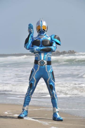 劇場版ライダーだった仮面ライダーアクアが「ジオウ」に! - (C) 2018 石森プロ・テレビ朝日・ADK・東映