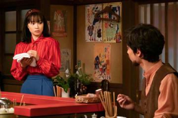 NHK連続テレビ小説「なつぞら」第91回の一場面 (C)NHK