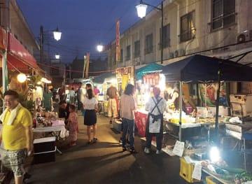新大船商店街ストリートで夏祭り!バンド演奏も【横浜市栄区】