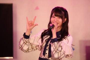 【イベントレポート】AKB48チーム8 行天優莉奈、eスポーツに挑戦「七瀬みたいに強くなりたい!」