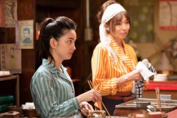NHK連続テレビ小説「なつぞら」第92回の一場面 (C)NHK