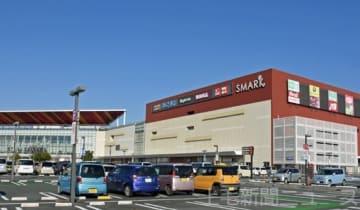 中核店舗のスーパー、ベルクが閉店するスマーク伊勢崎