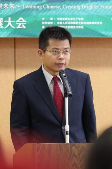 「漢語橋」世界中高生中国語コンテスト、大阪で西日本地区予選