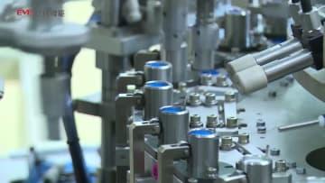 リチウム電池のスマート工場を訪ねて 広東省恵州市
