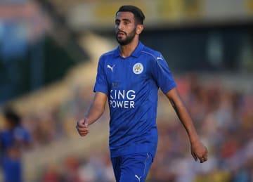 Riyad_Mahrez Signs 4-Year Deal