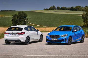 BMW 新型1シリーズ「118d」「M135i xDrive」