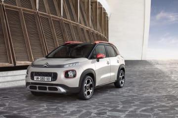 シトロエン 新型コンパクトSUV発売 C3 AIRCROSS SUV外装