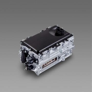 トヨタのPCU(パワー・コントロール・ユニット)。(画像: トヨタ自動車の発表資料より)