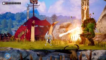 アクションストラテジー『SolSeraph』プレイレポート!タワーディフェンス要素もある『アクトレイザー』リスペクトの高難度ゲーム