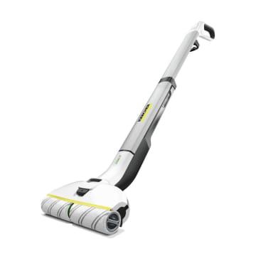 床の水拭き掃除が簡単・快適に