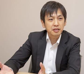 キャッシュレス推進協議会の福田好郎事務局長