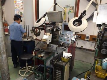 各種ばねを手掛ける後藤工業