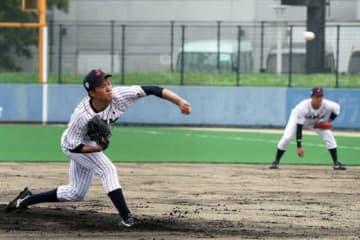 17日に先発した侍ジャパン大学日本代表・早川隆久【写真:Getty Images】