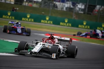ライコネン、F1イギリスGPで入賞も満足せず。「エンジントラブルもあり難しい週末だった。次戦に向けて対策が必要」