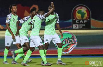 開始早々先制したナイジェリアが逃げ切り勝利