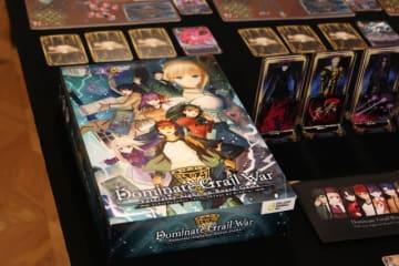 『Fate/stay night』ボードゲーム版「Dominate Grail War」メディア体験会レポ─慎二vs葛木先生の最終決戦勃発!?